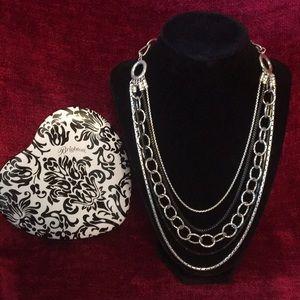 Brighton multi strand necklace